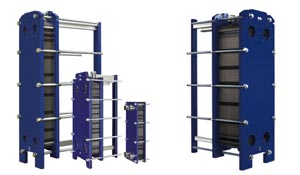 gasketed-plate-heat-exchangers