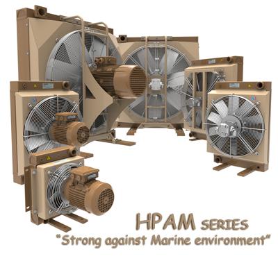 Marinised Coolers